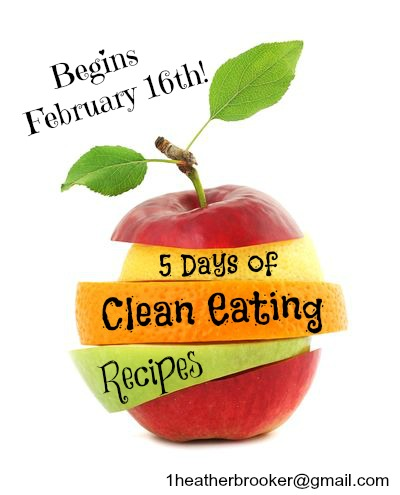 FREE 5 Day Clean Eating Group